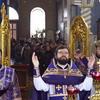 Богослужіння ректора КПБА в Неділю Торжества Православ'я